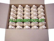 Case of 60 US Military 1 Quart HARD PLASTIC CANTEENS 1QT DESERT TAN BPA FREE NEW