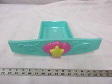 Ariels salon vanity part piece toy green drawer yellow fun under the sea Disney