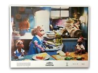 """THE MUPPETS TAKE MANHATTAN"" ORIGINAL 11X14 AUTHENTIC LOBBY CARD POSTER 1984"