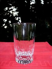 BACCARAT SPEAR CUT ELBE HIGHBALL WHISKEY GLASS VERRE GOBELET A WHISKY CRISTAL
