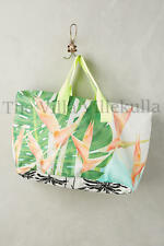 "New Anthropologie colorful  ""Playa Duffle Bag""  ~ Paradise Foliage -  Sold Out!"