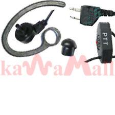 Reg Transducer Ear mic Cobra Microtalk Radio Y-CBEB