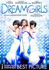 DREAMGIRLS DVD Beyonce J. Hudson Jamie Foxx WS NEW