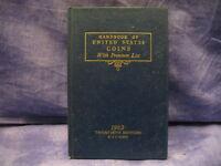 Used Handbook of United States Coins with Premium List Twentieth Edition 1963