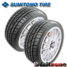 2 Sumitomo HTRZ-III 275/40/18 99Y Maximum Ultra High Performance Tires