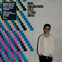 NOEL HIGH FLYING BIRDS GALLAGHER'S-WHERE THE CITY MEETS THE SKY 2VINYL LP+CD NEU