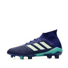 2 Chaussures ADIDAS Predator 18.1 FG Blue-Green Taille 42 2/3 NEUF DESTOCKE