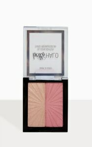 Wet and Wild MegaGlo Hello Halo Blush and Highlighter Duo - Flash Me