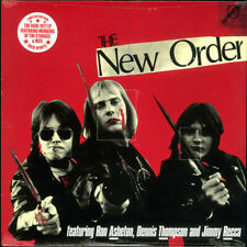 The New Order Self Title Vinyl Limited Edition Red 1977 Stooges MC5 Brand New