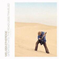 MELISSA ETHERIDGE / GREATEST HITS - THE ROAD LESS TRAVELLED * NEW CD * NEU *