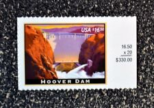 2008USA #4269 $16.50  Hoover Dam Selvage Single - Mint NH   Express Mail