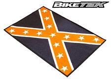 NUOVO AMERICANO STATI UNITI STELLE confederato Zerbino ingresso tappeto tappetino porta garage Tappetino