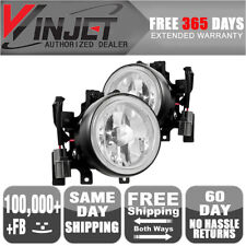 Fits 03-04 Honda Element OE Fog Lights Light Clear Wiring Kit Included Lamps