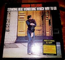 SIGNED Promo! Marion Williams, Standing Here Wondering Which Way To Go, 1971 LP