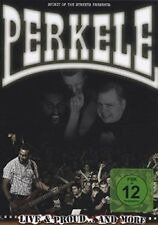 PERKELE - LIVE & LOUD...AND MORE  DVD NEU