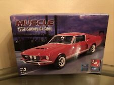 1967 Shelby GT 350 Ford Mustang AMT Ertl Model #38492 Muscle Classic Car FS