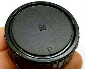 Vivitar Funda Trasera Lentes Funda Para Nikon F Montaje Ai-S 28mm f2.8