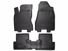 Rubber Car Floor Mats Carpet Liners for NISSAN X-Trail T31 2007-2012, 2013, 2014
