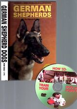 GERMAN SHEPHERDS Shepherd Owner Manual + FREE BONUS TRAINING DVD