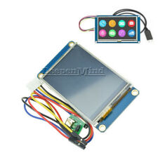 """2.4"""" Nextion USART HMI TFT LCD Display Raspberry Pi Cooler A+ B+ for Arduino"""