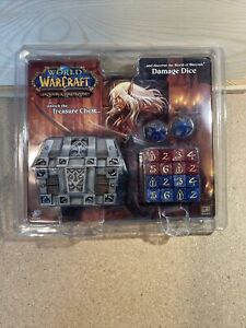 World of Warcraft - Trading Card Game - Damage Dice Chest - Sealed