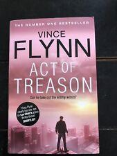 Act of Treason by Vince Flynn A Mitch Rapp Novel