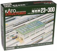 Kato 23-300 Long Engine scale House N