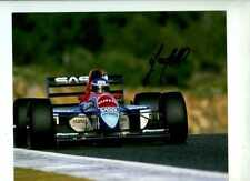 Ivan Capelli Jordan 193 F1 Season 1993 Signed Photograph