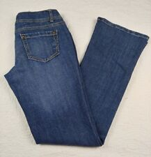 Imperial Star Womens/Juniors size 7 blue denim jeans bootcut