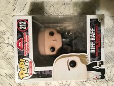 Vaulted Funko Pop The Rocky Horror Picture Show Riff Raff #212 Vinyl Damaged box