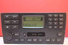 JAGUAR X TYPE TAPE RADIO PLAYER 2001 2002 2003 2004 2005 2006 2007 2008 2009