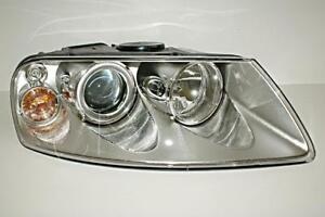 VOLKSWAGEN TOUAREG NEW Clear Halogen Headlight RIGHT VALEO 2002-2006