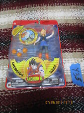 Y35_3 Irwin Toy Lot Dragonball Z ANDROIDS SAGA NO. 18 MOSC #2 dbz dragon ball