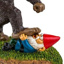 BigMouth Inc. Sasquatch the Gnome Wrecker Garden Statue