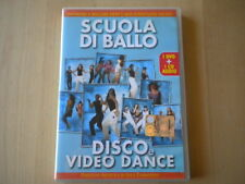 Scuola di ballo. Disco e video dance Tommassini Mastromichele DVD + CD musica