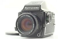 【Near MINT】Mamiya M645 1000S 6x4.5 Camera +Sekor C 80mm f/2.8 N Lens from Japan