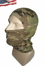 Multicam Balaclava Tactical Military Army Outdoor Full Face Mask Camo Paintball