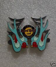HARD ROCK CAFE 2014 HOLLYWOOD FL SWALLOW PIN LE300