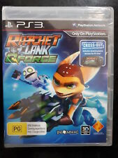 BRAND NEW & SEALED, Ratchet & Clank QForce, PS3 Game