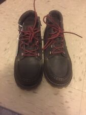Timberland Suede Kids Size 2y Ortholite Brown Boy  Boots Cold Weather winter