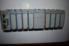 COMPACTLOGIX ALLEN BRADLEY RACK COMPLETE  SYSTEM  1769-L32E ser B  SYSTEM 2013