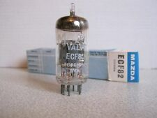 ECF82 (6U8) Triode Pentode Valve / Tube by Mazda - Audio (New in Box Tests 100%)