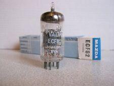 ECF82 (6U8) Valvola triodo pentodo/Tubo per MAZDA-audio (nuovo in scatola test 100%)