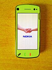 Nokia N97SilberSmartphone (QWERTZ-Tastatur, GPS, W-Lan, Ovi Karten, Kamera mit 5