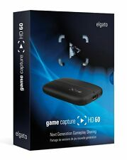 Elgato Game Capture HD60 Xbox One/Playstation 4 PS4 PC/Mac USB HDMI Recorder