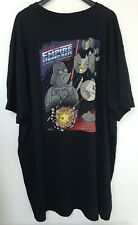 Weird Fish Star Wars Empire Strikes Bass T-Shirt 4XL Spoof Fun Darth Vader ESB