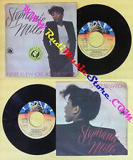 LP 45 7'' STEPHANIE MILLS Never love like this before Sweet 1980 no cd mc dvd