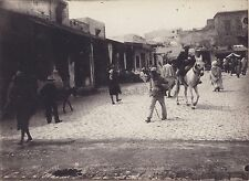 Maghreb TunisieVintage citrate ca 1900