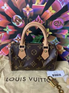 Louis Vuitton Bag Speedy Mini Vintage Monogram