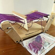 New listing Harrisville Designs Easy Weaver Fabric Weaving Loom Great Condition